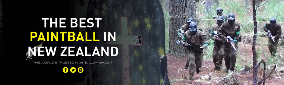 Best Paintball In New Zealand