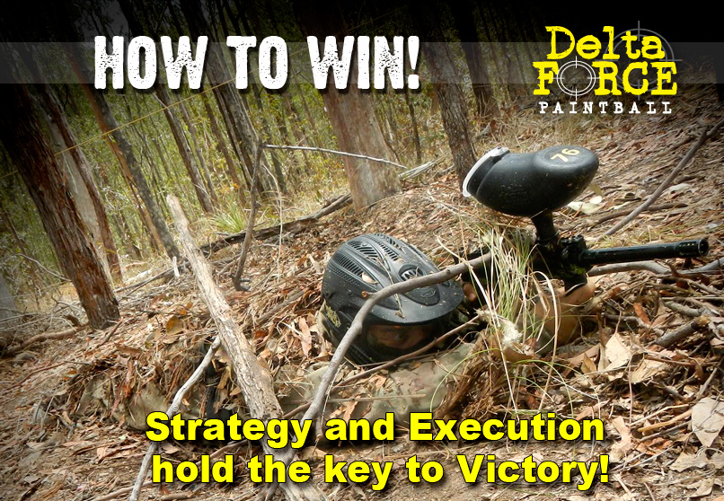 Successful strategy is the key to victory