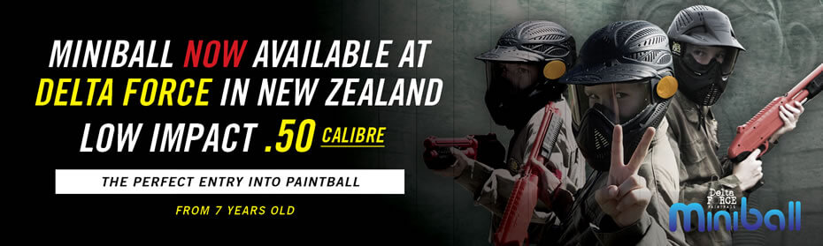 Miniball now at New Zealand