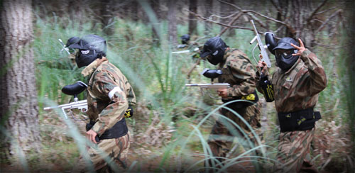 action sports in new zealand - paintball
