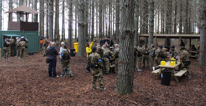 Learn what a day of paintball is like at Delta Force Paintball in New Zealand.